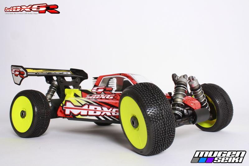 Nuevo Mugen MBX-6-R Mbx6r02